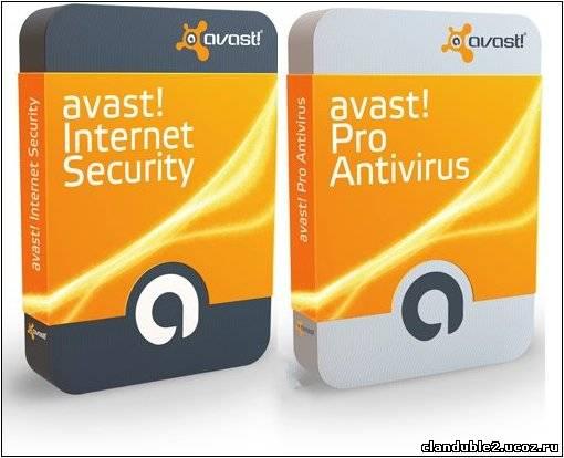 Avast. Free Antivirus 6.0.1367.0 + Google Chrome Rus. В процессе